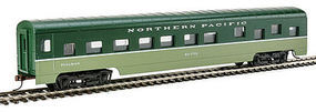Con-Cor 72 Streamlined Sleeper Northern Pacific HO Scale Model Train Passenger Car #198019
