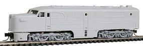 Con-Cor Diesel ALCO PA-1 A Unit Powered Undecorated Model Train Diesel Locomotive N Scale #202001