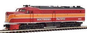 Con-Cor Diesel ALCO PA-1 A Unit Powered Southern Pacific (Daylight) N Scale Model Train #202005