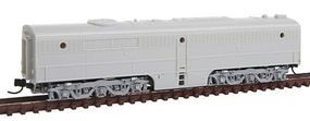 Con-Cor Diesel ALCO PB-1 Cabless B Unit Dummy Undecorated N Scale Model Train #202041