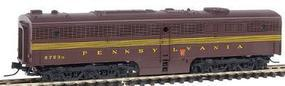 Con-Cor Diesel ALCO PB-1 Cabless B Unit Dummy Pennsylvania N Scale Model Train #202043