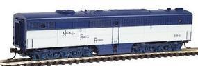 Con-Cor Diesel ALCO PB-1 Cabless B Unit Dummy Nickel Plate Road N Scale Model Train #202052