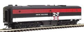 Con-Cor Diesel ALCO PB-1 Cabless B Unit Dummy New Haven McGinnis N Scale Model Train #202054