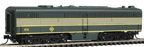 Con-Cor Diesel ALCO PB-1 Cabless B Unit Dummy Erie N Scale Model Train #202055