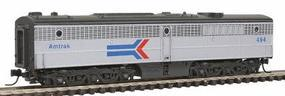 Con-Cor Diesel ALCO PB-1 Cabless B Unit Dummy Amtrak N Scale Model Train #202059