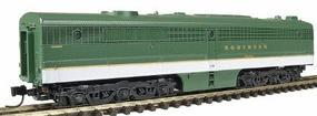 Con-Cor Diesel ALCO PB-1 Cabless B Unit Dummy Southern Crescent N Scale Model Train #202060