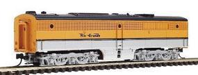Con-Cor Diesel ALCO PB-1 Cabless B Unit Dummy Denver & Rio Grande Western N Scale Model Train #202062