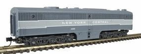 Con-Cor Diesel ALCO PB-1 Cabless B Unit Dummy New York Central N Scale Model Train #202064