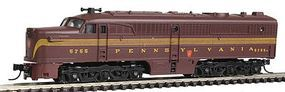 Con-Cor Diesel ALCO PA-1 A Unit Dummy with Light Pennsylvania N Scale Model Train #202103