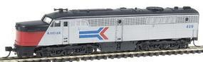 Con-Cor Diesel ALCO PA-1 A Unit Dummy with Light Amtrak N Scale Model Train #202119