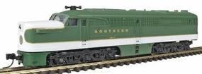 Con-Cor Diesel ALCO PA-1 A Unit Dummy with Light Southern Crescent N Scale Model Train #202120