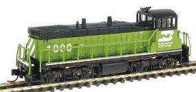 Con-Cor Diesel EMD MP15 Standard DC Burlington Nothern #1000 N Scale Model Train #2315