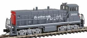 Con-Cor DiesEMD MP15 Standard DC Southern Pacific, Speed Lettering #2695 N Scale Model Train #2321