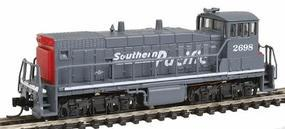 Con-Cor Diesel EMD MP15 Standard DC Southern Pacific Speed Lettering #2698 N Scale Model Train #2322