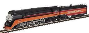 Con-Cor Steam Powered 4-8-4 GS-4 with Tender Southern Pacific #4449 N Scale Model Train #3854