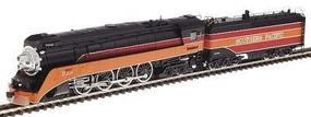 Con-Cor Steam Powered 4-8-4 GS-4 with Tender Southern Pacific #4432 N Scale Model Train #3855