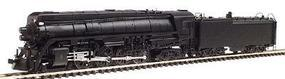 Con-Cor Steam GS-4 4-8-4 Wartime Version Powered Undecorated N Scale Model Train #3875