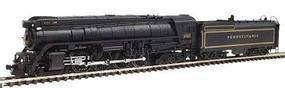 Con-Cor Steam 4-8-4 with Coal Bunker Tender Pennsylvania #8752 N Scale Model Train #3883