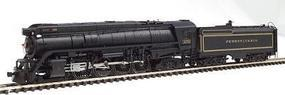 Con-Cor Steam 4-8-4 with Coal Bunker Tender Pennsylvania #8755 N Scale Model Train #3884