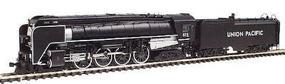 Con-Cor Steam 4-8-4 with Coal Bunker Tender Union Pacific #TBA N Scale Model Train #3887