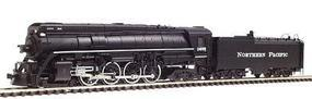 Con-Cor Steam 4-8-4 with Coal Bunker Tender Northern Pacific #2656 N Scale Model Train #3893