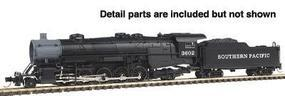 Con-Cor Steam USRA Heavy 2-10-2 Standard DC Southern Pacific #1 N Scale Model Train #3910