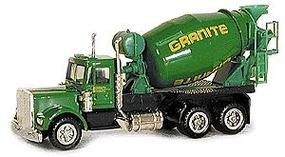 Con-Cor American Redi-Mex Concrete Truck Granite HO Scale Model Railroad Vehicle #4002027