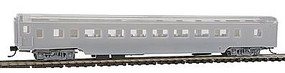 Con-Cor 85 Smooth-Side Coach Undecorated N Scale Model Train Freight Car #40020