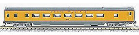 Con-Cor 85' Smooth-Side Coach Union Pacific N Scale Model Train Passenger Car #40025