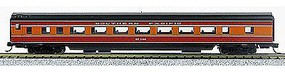 Con-Cor 85 Smooth-Side Coach Southern Pacific Daylight N Scale Model Train Passenger Car #40026