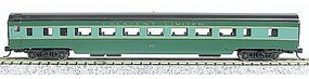 Con-Cor 85 Smooth-Side Coach Southern Railway N Scale Model Train Passenger Car #40031