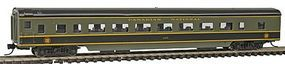 Con-Cor 85 Smooth-Side Coach Canadian National N Scale Model Train Passenger Car #40037