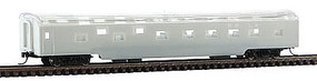 Con-Cor 85 P-S Smooth Sleeper Undecorated N Scale Model Train Passenger Car #40070