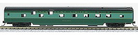 Con-Cor 85 Smooth-Side Sleeper Southern Railway N Scale Model Train Passenger Car #40081