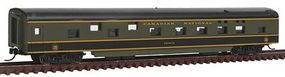 Con-Cor 85 Smooth-Side Sleeper Canadian National N Scale Model Train Passenger Car #40087