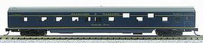 Con-Cor 85 Smooth-Side Sleeper Louisville & Nashville N Scale Model Train Passenger Car #40104