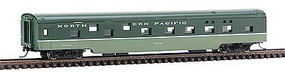 Con-Cor 85 Sleeper car Northern Pacific N Scale Model Train Passenger Car #40105