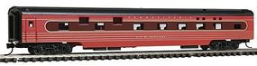 Con-Cor 85 Smooth-Side Sleeper Pennsylvania Railroad N Scale Model Train Passenger Car #40108