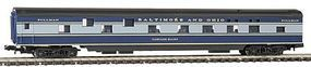 Con-Cor 85 Pullman Car Baltimore & Ohio N Scale Model Train Passenger Car #401123