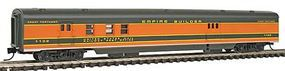 Con-Cor 85 Smooth-Side Railway Post Office Great Northern N Scale Model Train Passenger Car #40124
