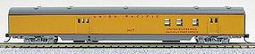 Con-Cor 85 Smooth-Side Railway Post Office Union Pacific N Scale Model Train Passenger Car #40125