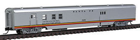 Con-Cor 85 RPO Passenger Car ATSF N Scale Model Train Passenger Car #40127
