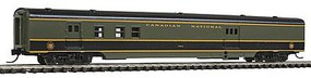Con-Cor 85 Smooth-Side Railway Post Office Canadian National N Scale Model Train Passenger Car #40137