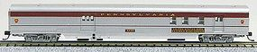 Con-Cor 85 Smooth-Side Railway Post Office Pennsylvania N Scale Model Train Passenger Car #40139