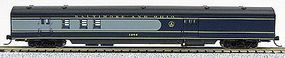 Con-Cor 85 Smooth-Side Railway Post Office Baltimore N Scale Model Train Passenger Car #40140
