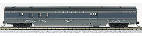 Con-Cor 85 Smooth-Side Railway Post Office Union Pacific N Scale Model Train Passenger Car #40147