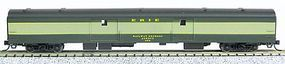 Con-Cor 85 Smooth-Side Railway Post Office Erie N Scale Model Train Passenger Car #40148