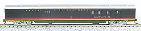 Con-Cor 85 Smooth-Side Railway Post Office Kansas City Southern N Scale Model Passenger Car #40150