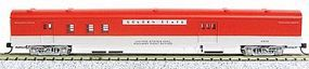 Con-Cor 85 Smooth-Side Railway Post Office Southern Pacific N Scale Model Train Passenger Car #40156
