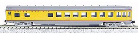 Con-Cor 85 Smooth-Side Observation Union Pacific N Scale Model Train Passenger Car #40175